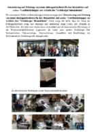 Rekrutierung und Schulung von neuen Beitragsschreibern für das Monatsblatt und online