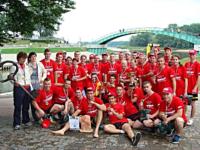 polnische Mannschaft